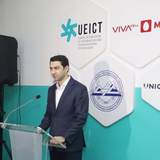 Smart Solutions Center Opened In National Polytechnic University Of Armenia